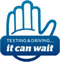 Texting and Driving…It Can Wait